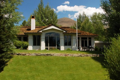 Single Family Home for sales at Great Baldy Views and Sunshine 101 Keystone Sun Valley, Idaho 83353 United States
