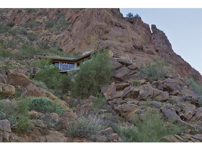 Einfamilienhaus for sales at Exclusive Gated Propery with Epic Views on the North Side of Camelback Mountain 5700 E McDonald Drive #11  Paradise Valley, Arizona 85253 Vereinigte Staaten