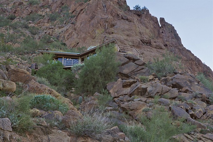 Single Family Home for sales at Exclusive Gated Propery with Epic Views on the North Side of Camelback Mountain 5700 E McDonald Drive #11 Paradise Valley, Arizona 85253 United States
