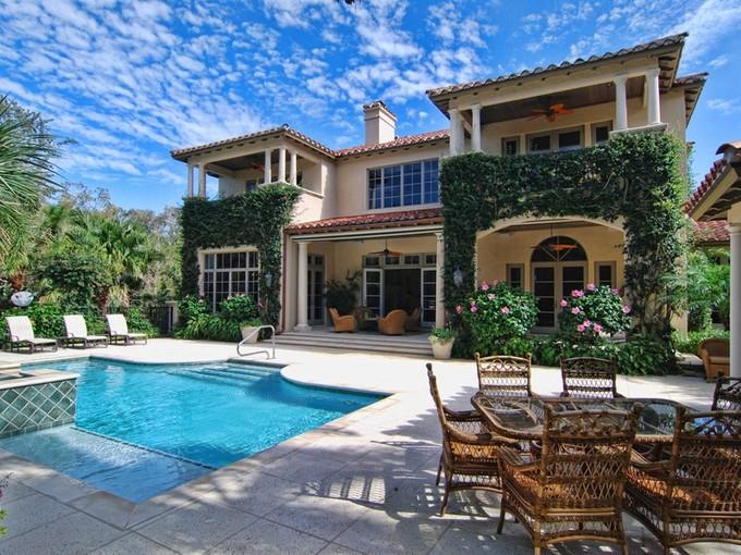 Maison unifamiliale for sales at 530 Bald Eagle Drive    Jupiter, Florida 33477 États-Unis