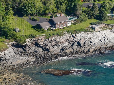 Single Family Home for sales at 1152 Shore Road  Cape Elizabeth, Maine 04107 United States