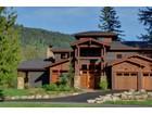 Частный односемейный дом for sales at Idaho Club Executive Home 216 Clubhouse Way Sandpoint, Айдахо 83864 Соединенные Штаты