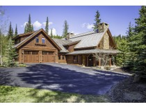 獨棟家庭住宅 for sales at 140 Woodland Star Circle   Iron Horse Golf Community, Whitefish, 蒙大拿州 59937 美國