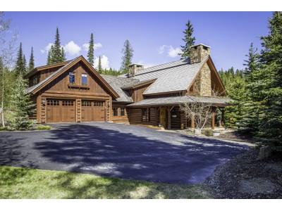 Vivienda unifamiliar for sales at 140 Woodland Star Circle   Whitefish, Montana 59937 Estados Unidos