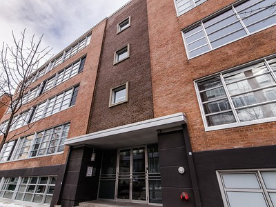 共管式独立产权公寓 for sales at Villeray 40 Rue Molière, apt. 408 Montreal, 魁北克省 H2R1N8 加拿大