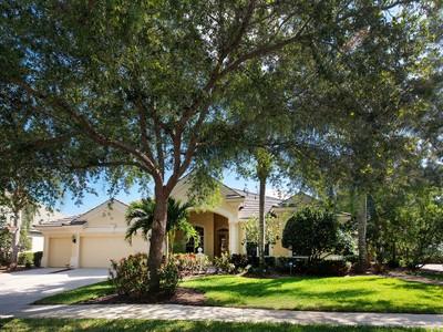 Einfamilienhaus for sales at RIVER CLUB 9505  Old Hyde Park Pl Bradenton, Florida 34202 Vereinigte Staaten