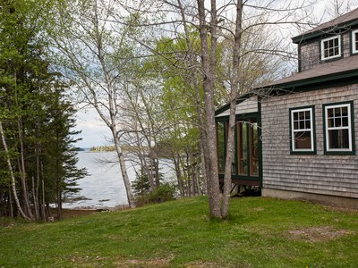 Single Family Home for sales at 399 Smith Landing   Islesboro, Maine 04848 United States