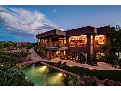 Villa for sales at Entrada Country Club Golf Estate 2534 N Anasazi Trl St. George, Utah 84770 Stati Uniti