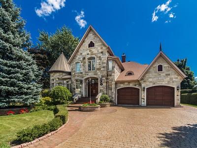 Single Family Home for sales at Repentigny 584 Rue du Chenal Repentigny, Quebec J6A2Z7 Canada