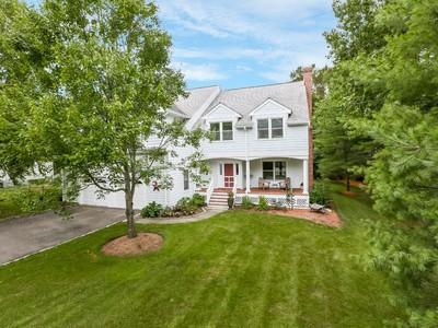 Vivienda unifamiliar for sales at Green Farms Area 17 Sherwood Farms Lane Westport, Connecticut 06880 Estados Unidos