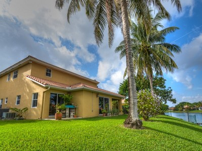 Single Family Home for sales at FOREST LAKES HOMES 16372 SW 93 ST Miami, Florida 33196 United States