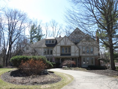 Single Family Home for sales at Bloomfield Hills 269 Chestnut Circle Bloomfield Hills, Michigan 48304 United States