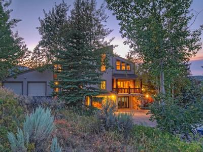 一戸建て for sales at Ideal Park City Location on 2.47 Acres 1781 Little Kate Rd Park City, ユタ 84060 アメリカ合衆国