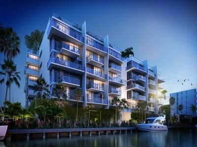コンドミニアム for sales at 9940 W Bay Harbor Dr 9940 W Bay Harbor Dr 3B  Miami Beach, フロリダ 33154 アメリカ合衆国