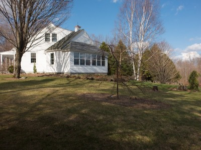 Single Family Home for sales at Gracious Expanded Cape 22 Stage House Road Hardwick, Vermont 05836 United States