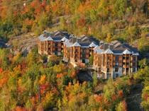 Condomínio for sales at Mont-Tremblant 174-10 Ch. des Sous-Bois   Mont-Tremblant, Quebec J8E3M1 Canadá