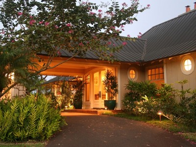 Single Family Home for sales at Extraordinary Island Home on the Island of Lanai 300 Kaunaoa Place Lanai City, Hawaii 96763 United States