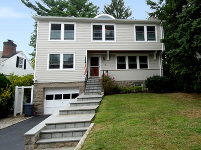 Single Family Home for sales at Beautifully Renovated Colonial 716 Forest Ave. Larchmont, New York 10538 United States