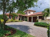 Casa Unifamiliar for sales at 444 Red Hawk Drive    Jupiter, Florida 33477 Estados Unidos