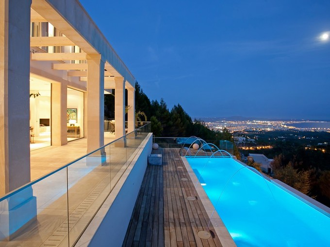 Villa for sales at Villa in exceptional Feng Shui design -Son Vida  Palma Son Vida, Maiorca 07013 Spagna