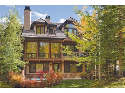 多棟聯建住宅 for sales at Impeccable Ski Retreat 609 Streamside Court  Snowmass Village, 科羅拉多州 81615 美國