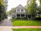 Maison unifamiliale for  sales at Chevy Chase Village 2 Melrose Street W   Chevy Chase, Maryland 20815 États-Unis