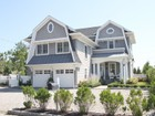 Single Family Home for  sales at Spectacular Nantucket Style Home 1123 Barnegate Lane   Mantoloking, New Jersey 08738 United States