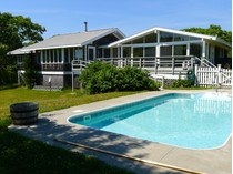 Single Family Home for sales at Chilmark Beach House with Pool 6 Trails End   Chilmark, Massachusetts 02535 United States