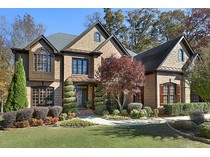 Villa for sales at Exquisite Home In Tranquil Setting 6111 Beechwood Trace   Cumming, Georgia 30040 Stati Uniti