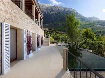 集合住宅 for sales at Project for a stunning finca in Deia with seaviews Deia, マヨルカ スペイン
