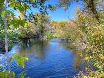 토지 for sales at Picturesque 812 Acre ranch on the East Canyon River in Morgan County! 550 E Woods Creek Rd   Morgan, 유타 84050 미국