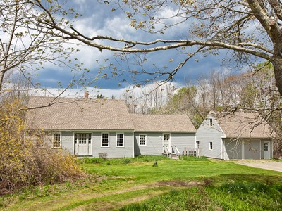 Single Family Home for sales at 179 West Bay 179 West Bay Road Islesboro, Maine 04849 United States