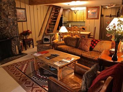 Condominium for sales at White Ridge Condo 7280 North Rachel Way #B-4 Teton Village, Wyoming 83025 United States