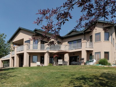Maison unifamiliale for sales at Whitewood 27355 E Whitewood Dr Steamboat Springs, Colorado 80487 United States