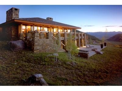 独户住宅 for sales at Aman Mountain Villa 605 W Sena Rd Jackson, 怀俄明州 83001 美国