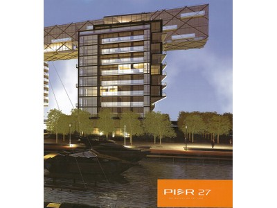 Nhà chung cư for sales at Pier 27 29 Queens Quay East, Suite 1105  Toronto, Ontario M5E0A4 Canada