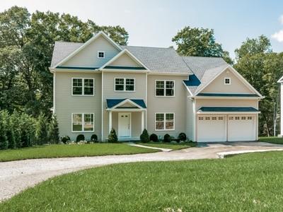 Maison unifamiliale for sales at New Construction 151 East Rocks Road Norwalk, Connecticut 06851 États-Unis