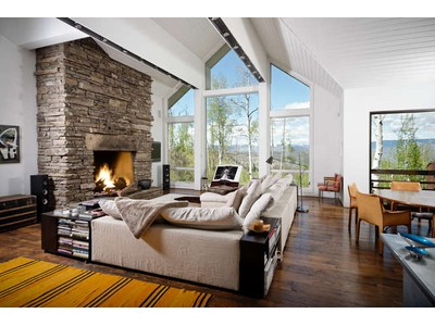 Maison unifamiliale for sales at Wood Run Ski in/out 1581 Wood Road Snowmass Village, Colorado 81623 États-Unis