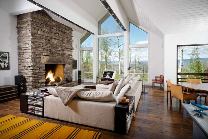 Single Family Home for sales at Wood Run Ski in/out 1581 Wood Road Snowmass Village, Colorado 81615 United States