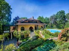 Single Family Home for sales at Elegant mansion with extensive park Via Lugano Luino, Varese 21016 Italy