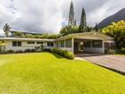 Single Family Home for sales at Classic Hawaiian Home 1168 Lunaapono Place Kailua, Hawaii 96734 United States