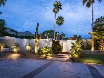 Einfamilienhaus for sales at 3410 Andreas Hills Drive  Palm Springs, Kalifornien 92264 Vereinigte Staaten