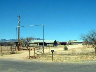 一戸建て for sales at Horse Property on 4+ Acres in St. David 498 N Sabin Street St. David, アリゾナ 85630 アメリカ合衆国
