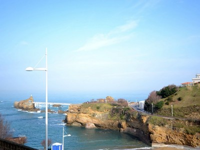 Apartment for sales at Ocean view with terrace and garden  Biarritz, Aquitaine 64200 France