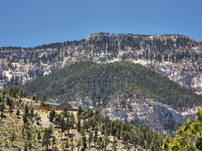 Single Family Home for sales at 4910 Cougar Ridge Tr.  Mount Charleston, Nevada 89124 United States
