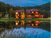 Casa para uma família for sales at 1469 Kerr Gulch Road    Evergreen, Colorado 80439 Estados Unidos