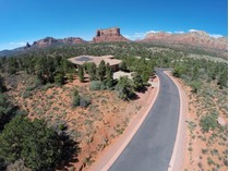 Maison unifamiliale for sales at Custom Built Southwestern Home 70 Granite Mountain Rd   Sedona, Arizona 86351 États-Unis