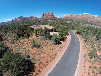 Single Family Home for sales at Custom Built Southwestern Home 70 Granite Mountain Rd Sedona, Arizona 86351 United States