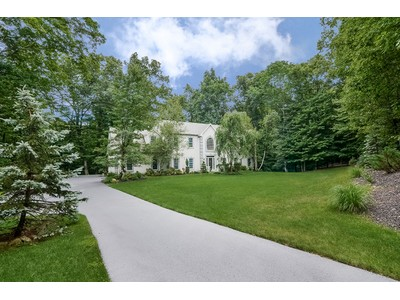 Single Family Home for sales at Gracious Center Hall Colonial 19 Robbie Road Cortlandt Manor, New York 10567 United States