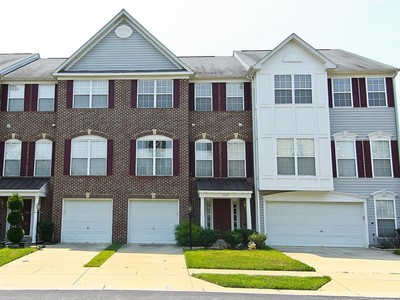 Townhouse for sales at Perrywood 13719 Maned Goose Ln Upper Marlboro, Maryland 20774 United States